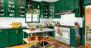 Cooking Up A Colorful Kitchen Re-do