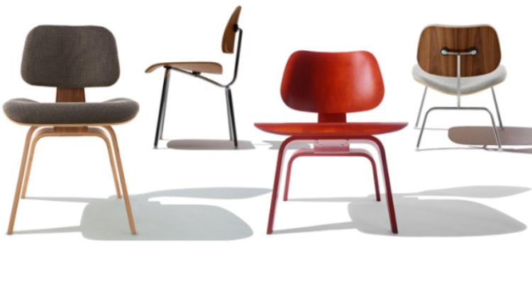 Retro Modern Furniture Designers: Charles & Ray Eames