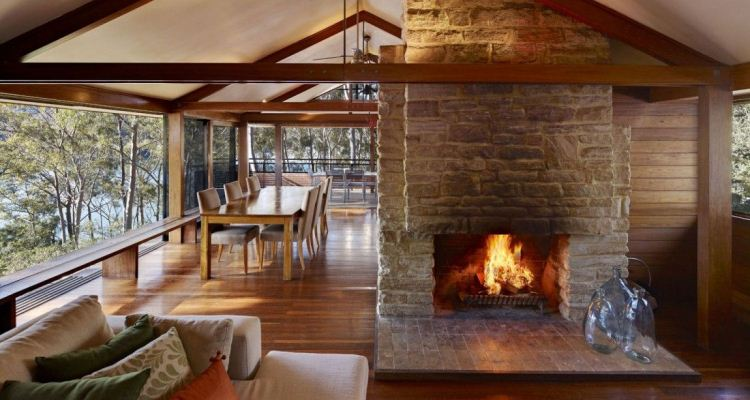 The Basics of Stone Fireplace Designs