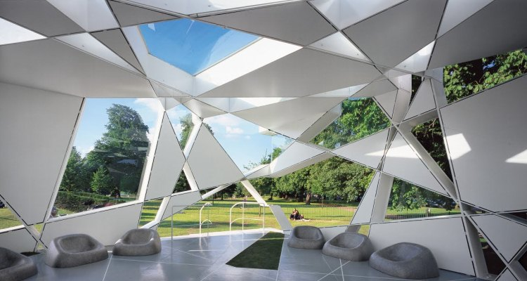 Wonderful Pavilion Design