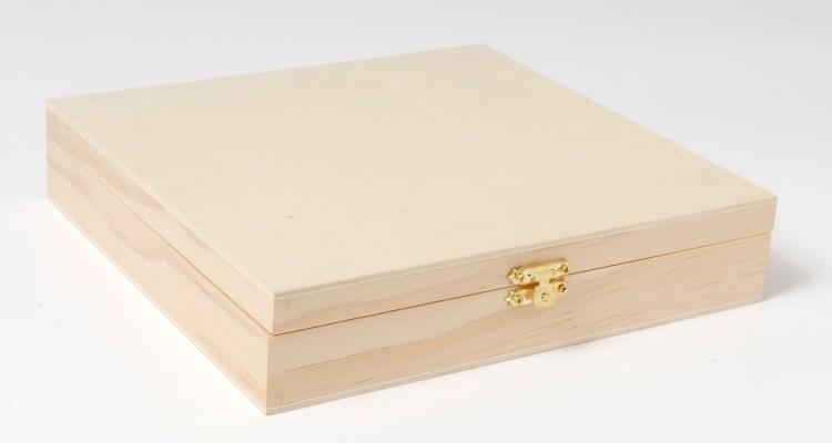 DIY Shadow Boxes Cigar Boxes