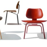 Retro Modern Furniture Designers: Charles & Ray Eames